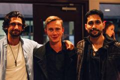 Al Miro, Marek Kovar, Ali Karim