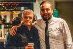 Ron Chartier & Scott Patey