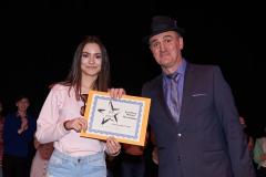 3rd Place Winner for Best Monologue - Jasmine Carter