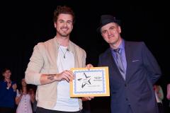 2nd Place Winner for Best Monologue - Brandon Giddens
