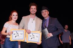 3rd Place Winner for Best Scene - Ainsley Harrington & Brandon Giddens