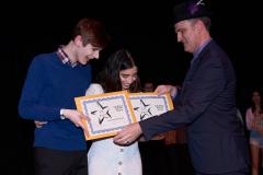 1st Place Winner for Best Scene - Eli Neufeld & Daniela Castillo