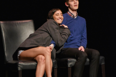 "Daniela Castillo & Eli Neufeld in ""Spectre"""