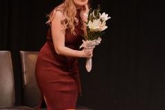 """Alexandra McDonald in """"Commencing"""""""