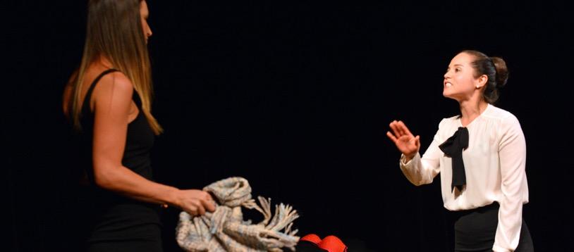 VADA actors performing