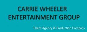 Carrie Wheeler Entertainment Group logo