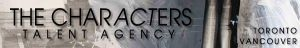 The Characters Talent Agency logo