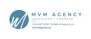 M V M Agency logo