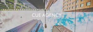 CUE Agency logo