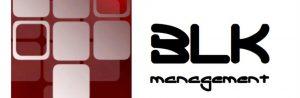 B L K Management logo