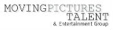moving pictures talent and entertainment group logo