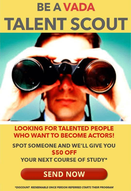 Talent Scout Referral
