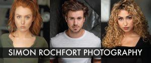 Simon Rochfort Photography Logo